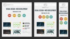 Responsive Web Design Colored Circles