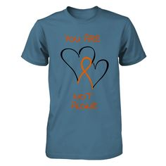Multiple Sclerosis Together Support Shirt | Represent 100% of profits go directly toward individuals with MS!