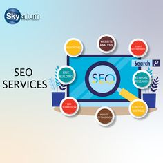 Skyaltum offers best SEO services to increase the website traffic and can help your business to achieve greater heights by generating genuine organic leads. - To know more about our services, Contact us