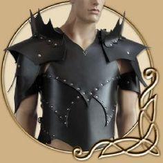 Leather Armour Grim Slayer - Half Set
