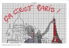 Ca c'est PARIS  это Париж