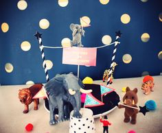 Circus Cake by Et dieu créa