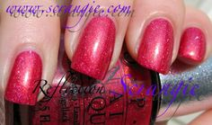 OPI - Designer Series Reflection I.seriously love this color! Just put a fresh mani on with it