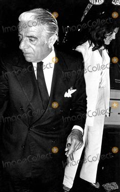 Onassis was probably the most famous - and certainly the most interesting…