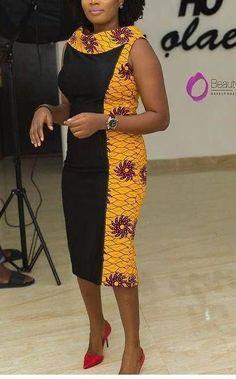 African dress / African print dress / African dresses /