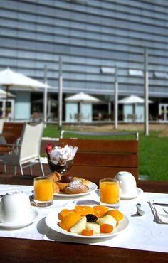 Desayuno Vincci Marítimo 4*