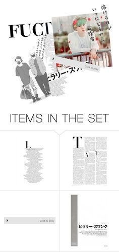 """""""- ✿❀ Lost My Swag // Suga ❀✿ -"""" by xxxaskingalexandriaxxx ❤ liked on Polyvore featuring art"""