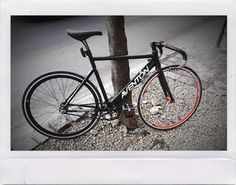 My beloved machine. #trackbike #bicycle #fixedgear #onlyfixed #shutuplegs