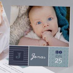 Geburtskarten - B06-142-B