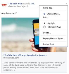Screen Shot 2014 02 03 at 1.36.22 PM 520x551 Facebook now lets verified Page users edit link and text posts