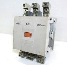 Ls Gmc 800 Meta Mec Size 7 Magnetic Contactor 900 Amp 3ph 600 Hp 120v Coil 800a Dw1994 3 In 2020 Ac Coil Coil Magnets