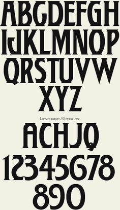 Letterhead Fonts / LHF Factory / Unique Fonts