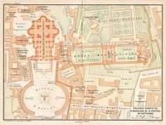 San Pietro - Plan