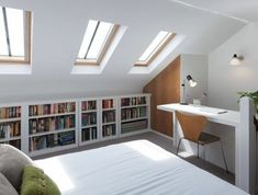 If you are lucky enough to have an attic in your home but haven't used this space for anything more than storage, then it's time to reconsider its use. An attic