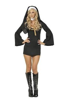 Image result for gothic nun costume