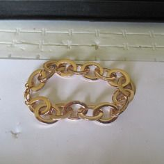 Bracelet  métal doré