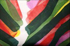 Janos BER – Tracer la couleur Peintures, collages, dessins