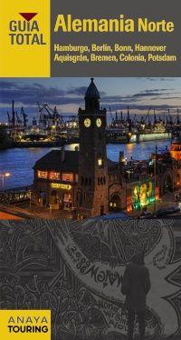 """""""Alemania Norte""""  Berlín, Renania Norte-Westfalia, Sajonia, Brandeburgo,  Hamburgo y Schleswig-Holstein. , describiendo los pueblos y ciudades, monumentos y espacios naturales más interesantes, y las rutas más atractivas para recorrerlos.  """"A vista de pájaro"""", consiste en un recorrido panorámico por la geografía, la historia, la economía, la organización política y el arte. Las secciones finales proporcionan """"Informaciones prácticas"""" de gran interés. Signatura. GUI EUR ale 23/3/2015"""