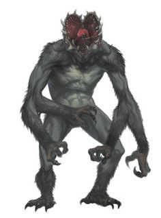"""Monster Art Thread: Cave Edition - """"/tg/ - Traditional Games"""" is imageboard for discussing traditional gaming, such as board games and tabletop RPGs. Alien Creatures, Fantasy Creatures, Mythical Creatures, Monster Design, Monster Art, Dark Fantasy Art, Fantasy Rpg, Lovecraftian Horror, Fantasy Beasts"""