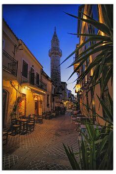 The Minaret of Achmet Aga (Chania)