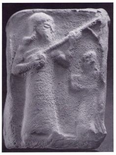 Long Necked Lute from Uruk Bagdad, Iraq Museum IM 46588 2900-2370 B.C.E.