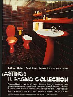 Interior Design 1977