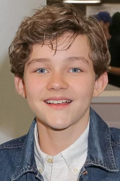 The 8 actors and actresses to keep an eye on this fall—Levi Miller