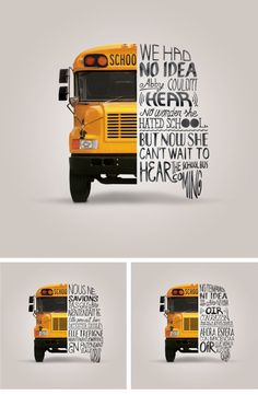 poster design inspiration Typography Designs 15 Fresh Typography for Inspiration - 2 Graphisches Design, Cover Design, Layout Design, Creative Design, Newspaper Design Layout, Logo Design, Creative Fonts, Web Layout, Interior Design