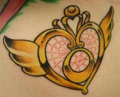 Sailor moon tattoo!
