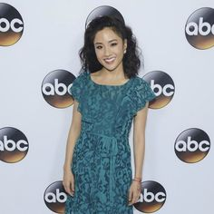 Get to Know Constance Wu, Who Plays Feisty Mom Jessica on Fresh off the Boat Randall Park, Abc Party, Lee Strasberg, Ace Of Base, Fresh Off The Boat, Constance Wu, The Mindy Project, Moving To Los Angeles, Press Tour