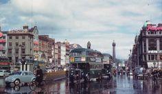 Dublin O'Connell bridge 1961 photo by Charles W. Cushman