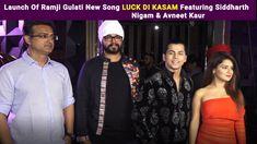 #songluckdikasam #siddharthnigam #Avneetkaur  #BollywoodNews Bollywood News, News Songs, Product Launch, Social Media, Entertainment, Youtube, Social Networks, Youtubers, Entertaining