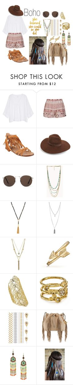 """""""look 122 ♥Boho Cochella♥"""" by streetstyle-101 on Polyvore featuring Eskandar, Ally Fashion, Sigerson Morrison, Lack of Color, MANGO, Forever 21, Henri Bendel, Cole Haan, Louise et Cie and Bling Jewelry"""