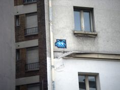 Space Invader Boulevard de la Villette (75010)
