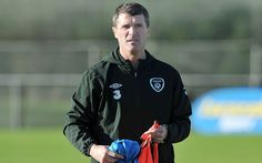 Roy Keane turns up 90 minutes early to his first training session as Republic of Ireland assistant manager - Telegraph