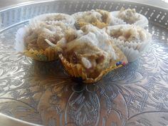 Repostería Tximeleta: Muffins de Jamón y Queso