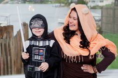 Detroit Debutante Star Wars Party Star Wars Costumes Mommy and Son Costumes Fashion