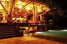 Tempat Nongkrong di Belakang Rumah    Sumber: Komunitas Cinta Bambu