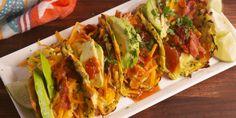 Best Zucchini Taco Shells Recipe - How to Make Zucchini Taco Shells