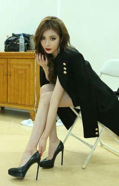 Hyuna : Photo