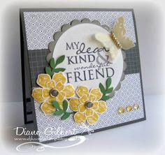 Vintage Friend by DJLuvs2stamp - Cards and Paper Crafts at Splitcoaststampers