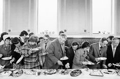 Martin Parr - Mayor of Todmorden's Inaugural Banquet, Calderdale, 1976 For Sale at 1stdibs