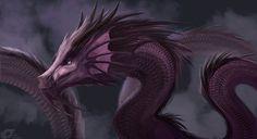 ArtStation - Chinese dragons, Iren Bee