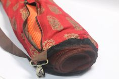 38730dd5c3c3 Avalu Yoga Mat Bags Blue Red Green   Black by 40KProducts on Etsy Yoga Mat  Bag