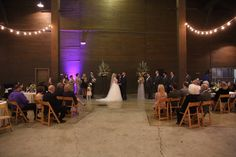 Mitchell Wedding - 2/21/15 - Huntsville - Alabama - Wedding Ceremony - In Bloom Florist - The Historic Roundhouse Depot