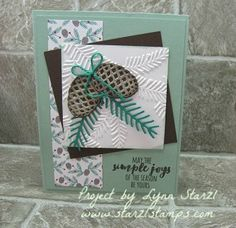 Christmas Pines bundle by starzlmom28 - Cards and Paper Crafts at…