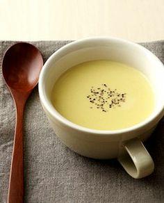 とうもろこしとさつまいもスープ Soup Stock Tokyo