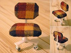 how to: office chair