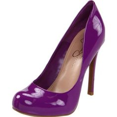 Purple pumps. I need these.