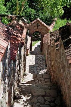 bodbe monastery of st. nino - Google Search